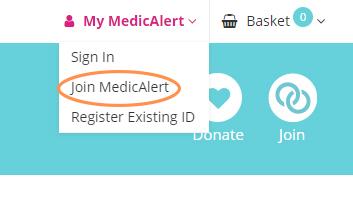 Join MedicAlert