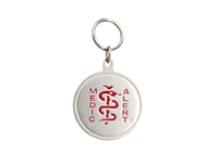 MedicAlert Medical ID tag